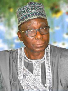 Professor K.S Adeyemi